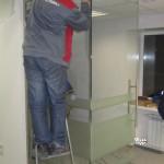 системы офисных перегородок