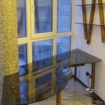 интерьерные стеклянные конструкции
