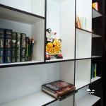 интерьерные конструкции (стекло+МДФ)